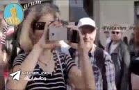 مسی ایرانی خیابان های بارسلونا را به هم ریخت