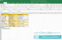 آموزش توابع شمارش در اکسل