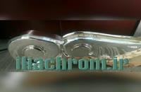 ابکاری فانتاکروم ایلیا کروم /دستگاه کروم پاش ایلیا 09127692842
