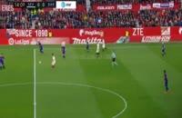 خلاصه بازی سویا بارسلونا 2-2