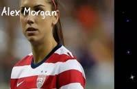 زیباترین ورزشکاران زن جهان