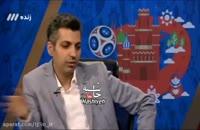 عصبانیت عادل فردوسی پور از منتقدان کیروش و تیم ملی