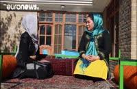 زن رستواندار کابلی که معتادان را به زندگی بر میگرداند