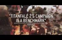 ترلیر پش نمایش TitanFall 2
