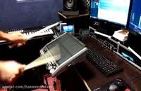 ریتم پرکاشن Spds_سمپل ساز Tom برای ساخت موزیک حماسی