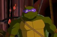 کارتون لاکپشت های نینجا فصل 1 قسمت 26 دوبله فارسی با کیفیت عالی