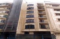 شستشوی نمای ساختمان با واتر جت-اذرخش ساختمان کهن