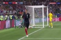 فیلم گل دوم کرواسی به انگلیس در جام جهانی 2018