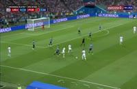 خلاصه بازی اروگوئه 2 - پرتغال 1 جام جهانی روسیه 2018