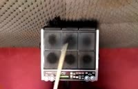 سمپل کونگا جنوبی -پرکاشن Spds-آهنگ جنوبی مازیار فلاحی
