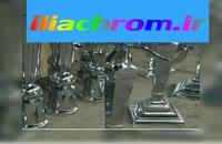 سازنده انواع دستگاه ابکاری کروم پاش 02156573155