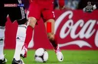 فیلم 5 گل ضربه ایستگاهی کریستیانو رونالدو در تیم ملی پرتغال