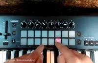 لوپ و درام کیت پرکاشن برای DJ باز ها-ست A تریبال 2