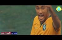 کلیپ گل های نیمار در جام های جهانی