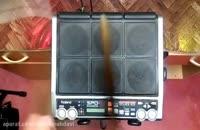 نمونه ریتم پرکاشن Spds آهنگ حمید اصغری ساز ادوات توسط حسن مهدوی
