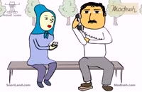 جدیدترین انیمیشن سوریلند - پرویز و پونه باز ولنتاین