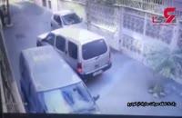 فیلم تعقیب و گریز واقعی پلیس تهران