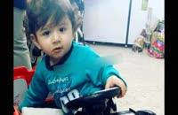 اعترافات تکان دهنده قاتل اهورا پسر دوساله رشتی!