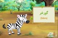 آموزش گام به گام حروف و کلمات به کودکان در 118file.com