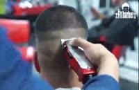 آموزش آرایشگری مردانه بصورت کامل در www.118File.com - 09130919448