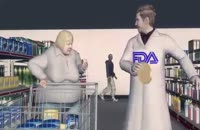 انیمیشن طنز جالب از بگیر و ببند در آمریکا برای ممنوعیت ترانس