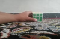 آموزش حل مکعب روبیک 3*3 به روش مبتدی (بخش مقدماتی)