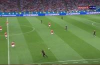 خلاصه 90 دقیقه روسیه 1 - کرواسی 1 جام جهانی 2018