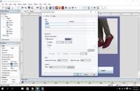 آموزش نرم افزار Autoplay MenuStudio 8 -قسمت هشتم-تنظیمات مربوط صفحه