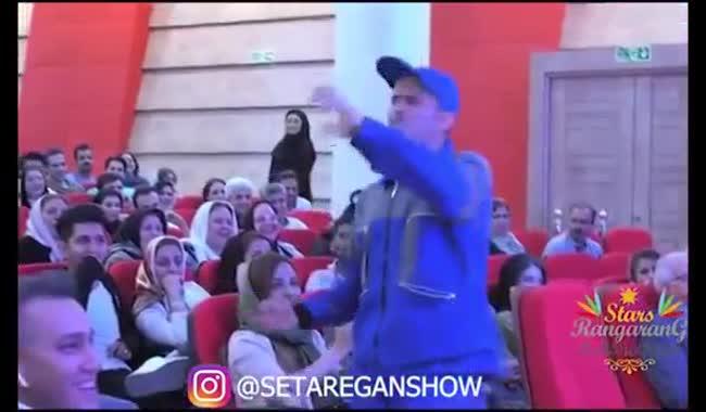 اکبر اقبالی در حال اهدای عضو