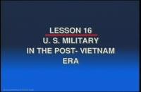 009016 - تاریخچه آموزش نظامی در آمریکا
