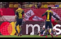 باخت موناکو در لیگ قهرمانان