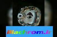سازنده انواع دستگاه ابکاری پاششی ایلیا کروم 09127692842