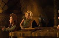 دانلود انیمیشنBook of Dragons 2011 دوبله فارسی