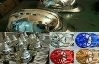 سازنده انواع دستگاه ابکاری کروم پاش ایلیا کروم 09127692842