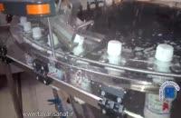 خط تولید دوغ توان صنعت سازنده دستگاه پرکن و بسته بندی بطری