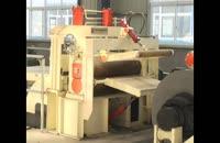 واردات دستگاه اسلایتر ورق فلزی / نواربر ورق فلزی