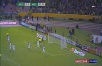خلاصه بازی آرژانتین اکوادور 3-1