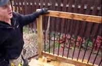 پکیج آموزشی نصب انواع نرده راه پله و حفاظ از صفر تا صد