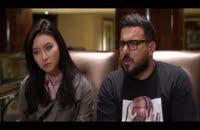سکانسی از قسمت نهم سریال ساخت ایران 2