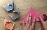 آموزش 3سوته ساخت اوریگامی های زیبا 02128423118-09130919448-wWw.118File.Com