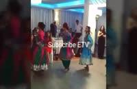عجب رقص زیبای دختر بچه افغانی
