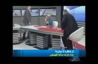 دعوا در پخش زنده در تلویزیونی ایران