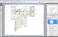 آموزش طراحی پلان در اتوکد و پست پروداکشن پلان در فتوشاپ