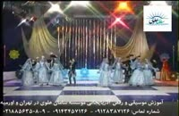 آموزش رقص آذربایجانی، قارمون و ناغارا در موسسه سامان علوی