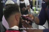 آرایشگر فوتبالیستهای جام جهانی را بشناسید