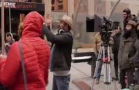 پشت صحنه فیلم مصادره