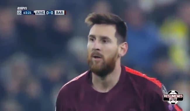 خلاصه هفته پنجم لیگ قهرمانان :یوونتوس ۰-۰ بارسلونا