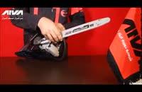 آموزش نصب و راه اندازی اره بنزینی آروا مدل 6210