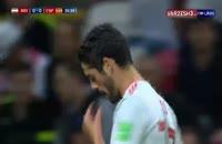 خلاصه بازی ایران با اسپانیا , www.ipvo.ir