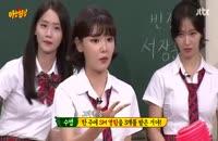 برنامه تلویزیونی کره ای Knowing Brother - قسمت 88 - با حضور SNSD -با زیرنویس فارسی